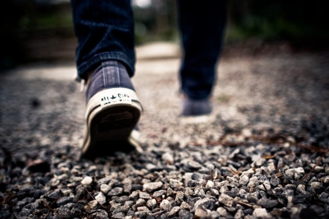 public-domain-images-free-stock-photos-shoes-walking-chucks